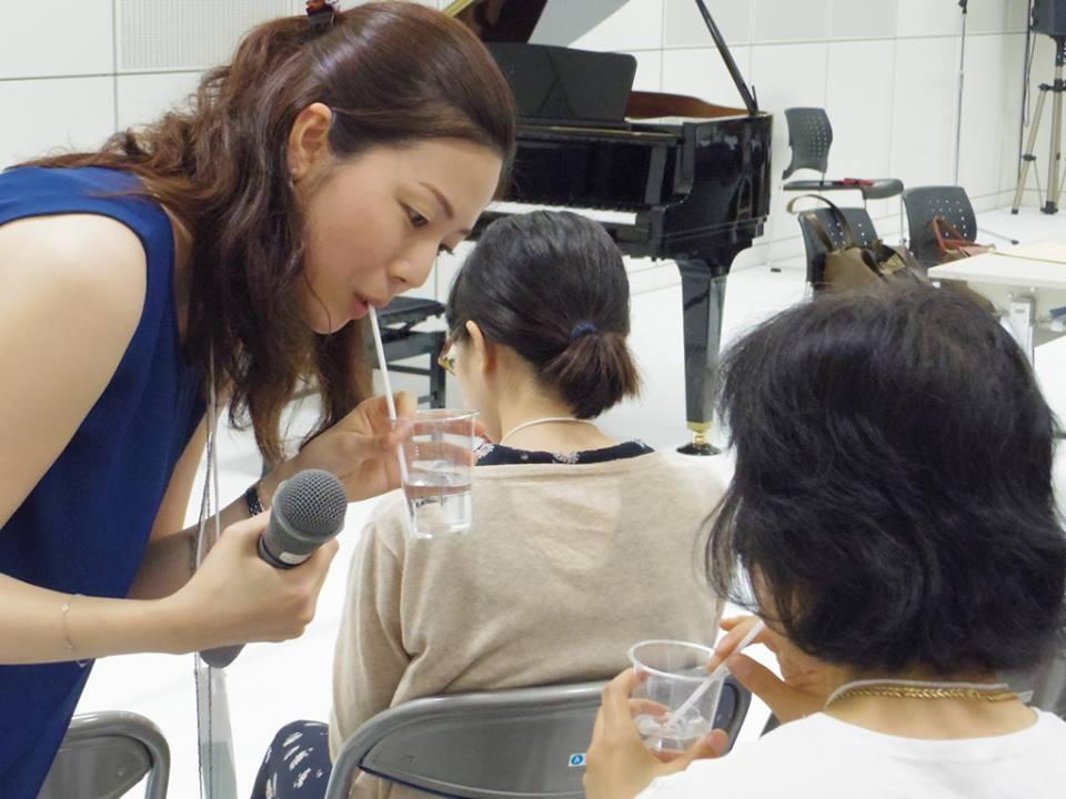 フルートコンヴェンション便り 8月24日 『循環呼吸講座』
